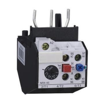 正泰CHINT NR4系列热过载继电器,NR4(JRS2)-45/Z 12.5-20A