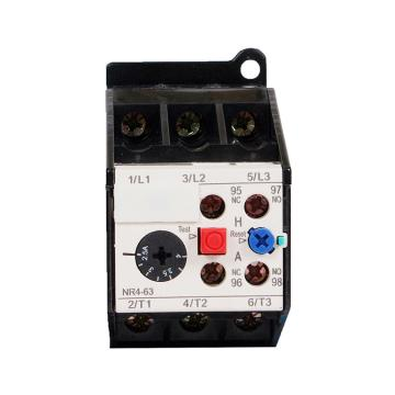 正泰 热过载继电器,JRS2(NR4)-63/F 4-6.3A