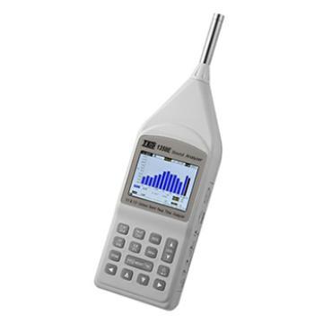 泰仕/TES 1/1及1/3八音度实时音频分析仪,TES-1358E