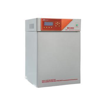 博迅 二氧化碳培养箱,控温范围:RT+5℃~60℃,内胆尺寸:540x490x680mm,BC-J160S气套热导
