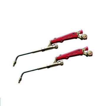 捷锐焊炬,整体式,适用气体氧气、乙炔,焊接厚度2-4.5mm ,341T