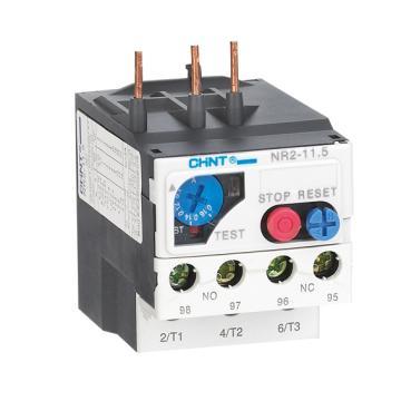 正泰CHINT NR2系列热继电器,NR2-11.5/Z 0.25-0.4A