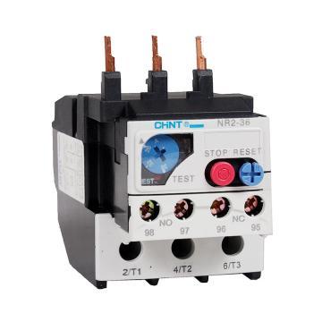正泰CHINT NR2系列热继电器,NR2-36/Z 28-36A