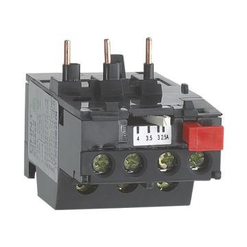 正泰CHINT 热过载继电器,JRS1-09-25/Z 0.1-0.16A