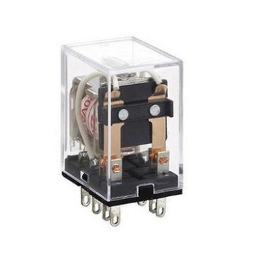 正泰CHINT JZX-22F小型中功率电磁继电器,JZX-22F(D)/2Z 插 AC220V