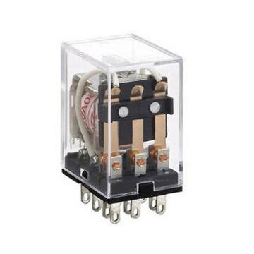 正泰CHINT JZX-22F小型中功率电磁继电器,JZX-22F/3Z 插 DC12V