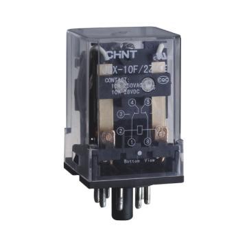 正泰 功率继电器,JQX-10F/2Z AC24V
