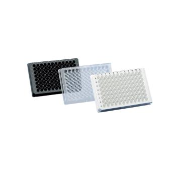 BRANDplates® 微孔板,96孔,pureGrade™,PS材质,透明,V形底,未灭菌,100个/包
