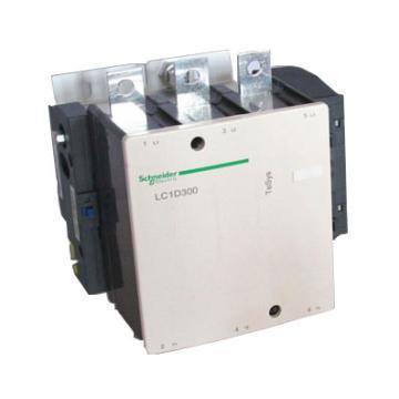 施耐德 交流线圈接触器,LC1D300M7C,300A,220V,三极