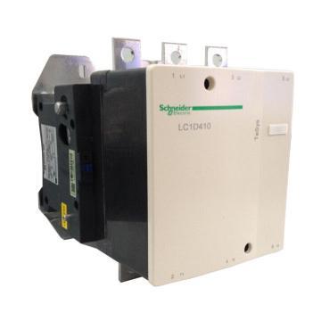 施耐德 交流线圈接触器,LC1D410F7C,410A,110V,三极