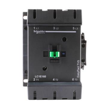 施耐德 EasyPact TVS(TeSys E)交流线圈接触器,LC1E120Q5N