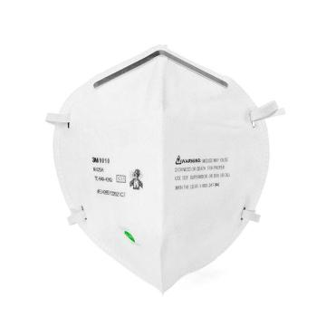 3M 防尘口罩,9010,N95 中英文防伪包装,50个/盒