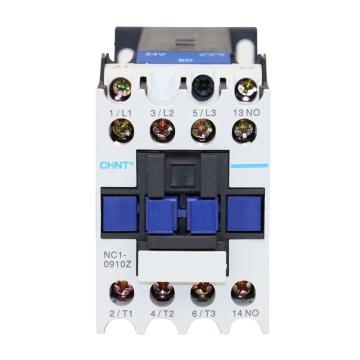 正泰 直流线圈接触器,NC1-1810Z 24V