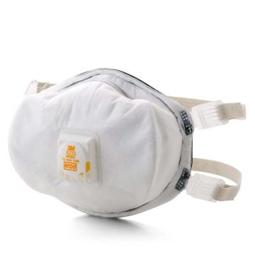 3M 8233 N100高效带阀防护口罩,1只/盒