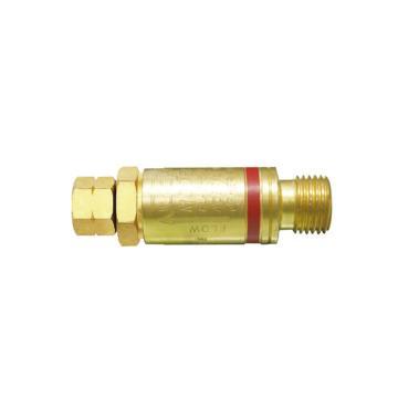 捷锐管道用气体回火防止器,FA22PF,适用气体:乙炔、丙烷、天然气,工作压力:0.15Mpa