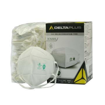 代尔塔 免保养N95口罩,104010,60片/盒