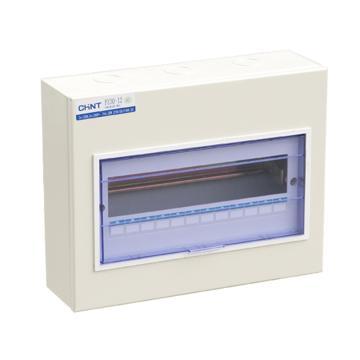 正泰CHINT 配電箱,PZ30-4明裝配電箱體0.8mm