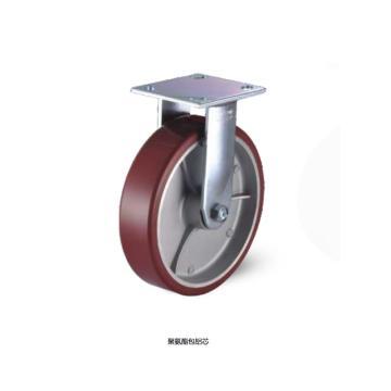 科顺 100尼龙底板型抗冲击活动脚轮,轴承 滚柱,4-4179-829