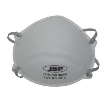 JSP CH-121M KN95杯状防尘口罩,20个/盒