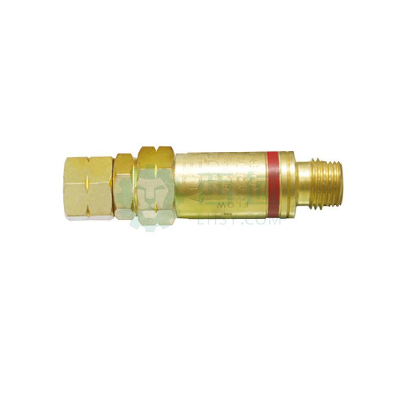 捷锐减压器用气体回火防止器,fa11rf,适用气体:乙炔,丙烷,天然气,工作图片