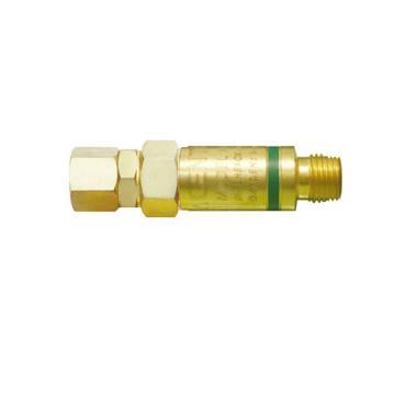 捷锐回火防止器,FA12RO,减压器用,适于氧气,工作压力1Mpa