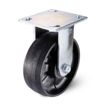 科顺 200耐高温底板型活动脚轮,轴承 滚柱,4-8199-839HT
