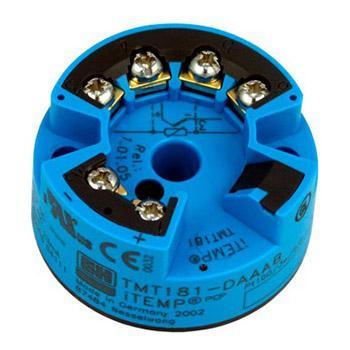恩德斯豪斯/E+H TMT181温度变送器,非防爆,Pt100 3线 0-100度