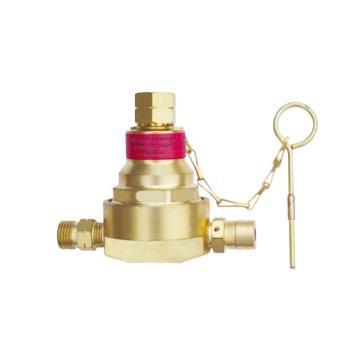 捷锐减压器用气体回火防止器,FA23RF,适用气体:乙炔、丙烷、天然气,工作压力:15psi