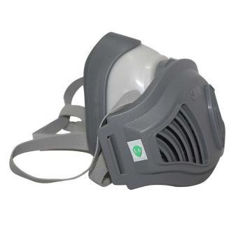 3M 颗粒物呼吸防护套装,1211套装,含1210半面罩、1701CN滤棉、1700滤棉承接座