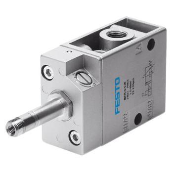 費斯托FESTO 電磁閥,2位3通常閉型,先導式,不含線圈,MFH-3-1/8,7802
