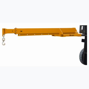 虎力 伸缩臂式货叉吊,承重:3000kg-640kg,适用叉口尺寸:180*60mm