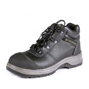 代尔塔DELTAPLUS 4*4系列S3中帮安全鞋,防砸防刺穿防静电,40,301906
