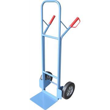 虎力 钢制双轮货仓车,载重(kg):300 货铲尺寸300*480mm 实心橡胶轮,HT1326