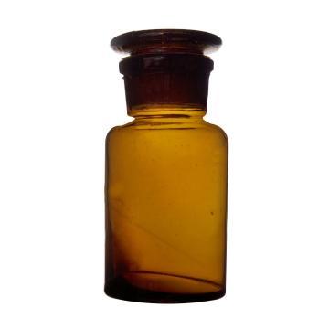 棕色大口试剂瓶,125ml,10个/盒