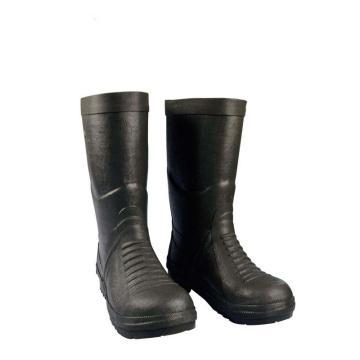 代爾塔DELTAPLUS 防化靴,301401-44,救援防化靴 防砸防刺穿耐酸堿