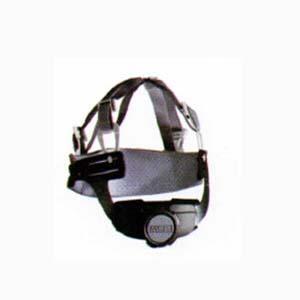 梅思安MSA 帽衬,10170332(新型号10180494),超爱戴帽衬 灰针织布吸汗带 尼龙顶带 用于ABS帽壳