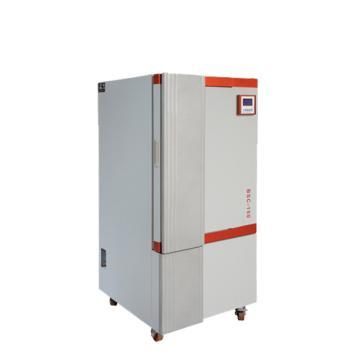 恒温恒湿箱,BSC-150,控温范围:0℃~60℃,内胆尺寸:510x390x760mm