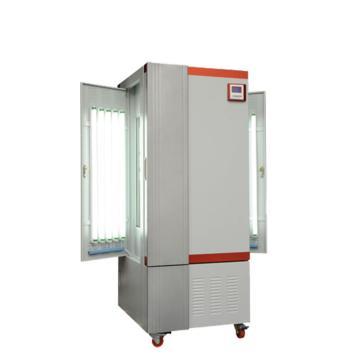 博迅 光照培养箱,0~60℃/10~60℃(无光照/有光照),内胆尺寸:540×520×1100mm,BSG-300