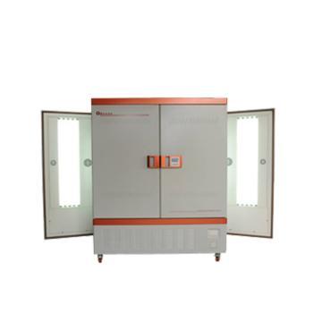 博迅 光照培养箱,0~60℃/10~60℃(无光照/有光照),内胆尺寸:1220×585×1123mm,BSG-800