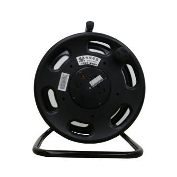 公牛线盘,工程系列 GN-806D 无线 过热保护 漏电保护