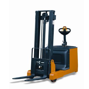 虎力 平衡重式全电动堆高车,额定载重:0.6T 提升高度:2.5M 货叉宽度220-540mm长度1000mm,FX0625