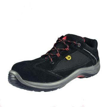 代尔塔DELTAPLUS 彩虹系列无金属安全鞋,301212-41,防砸防刺穿防静电