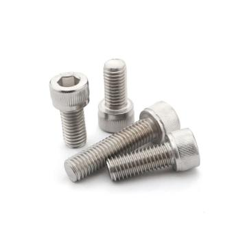 内六角圆柱头螺钉,不锈钢A4,ISO4762,全牙,M5-0.8×10,100个/包