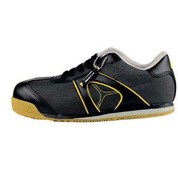 代尔塔DELTAPLUS 轻便透气安全鞋,301341-42,防砸防刺穿防静电