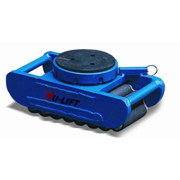 虎力 欧式重型滑动轮配橡胶护垫,载重:15吨