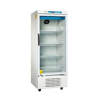 医用冷藏箱,YC-260L,容量:260L,温度:2-8度,尺寸:595*603*1556