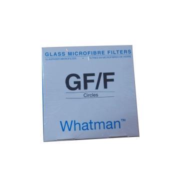 Whatman玻璃微纤维滤纸(无粘合剂),GF/F,2.5CM,100/PK