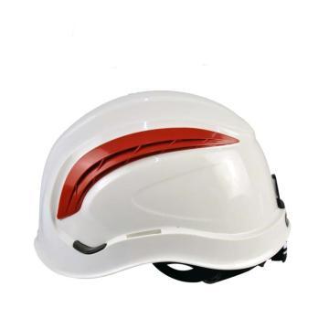 代尔塔DELTAPLUS 运动安全帽,102202,通风型运动头盔 白
