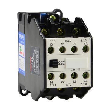 德力西 直流线圈接触器,CJX1-12/22Z 110V,CJX11222FZ