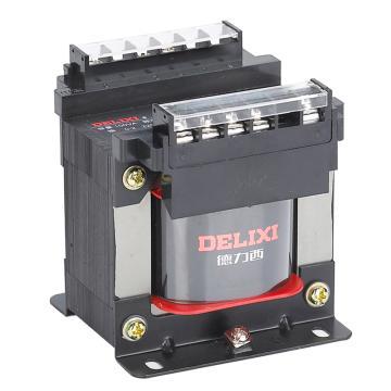 德力西DELIXI 控制变压器,BK-100VA 380V/24V,BK100D03